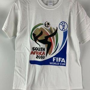 USA FIFA World Cup Soccer T-shirt Vintage TEAM USA